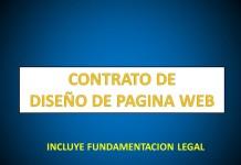 contrato de pagina web