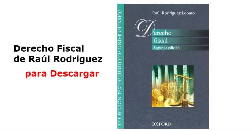 Libro derecho fiscal de ra l rodr guez lobato descargar Libros de ceramica pdf
