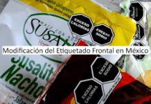 Modificación del Etiquetado Frontal en México