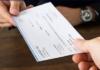 cheque de liquidación