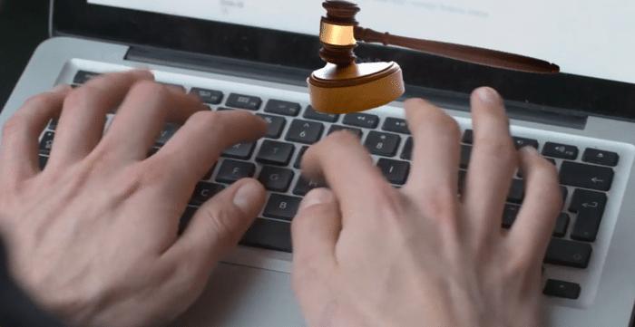 para estudiar derecho en linea