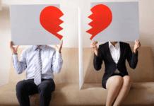 acuerdo de divorcio
