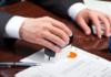 contratar a un notario de herencias