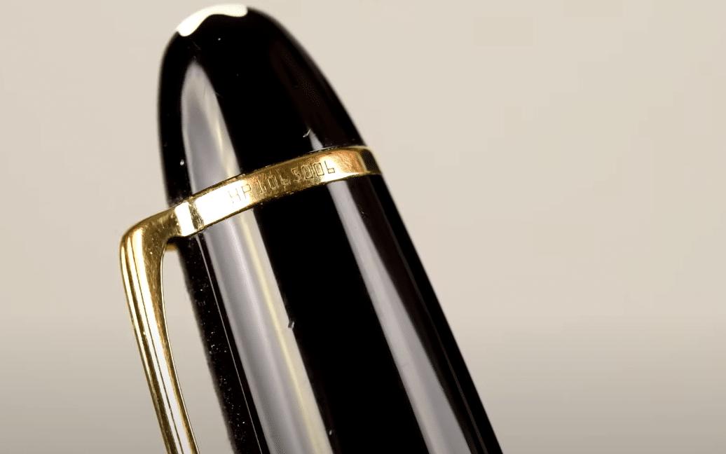 pluma estilográfica Montblanc