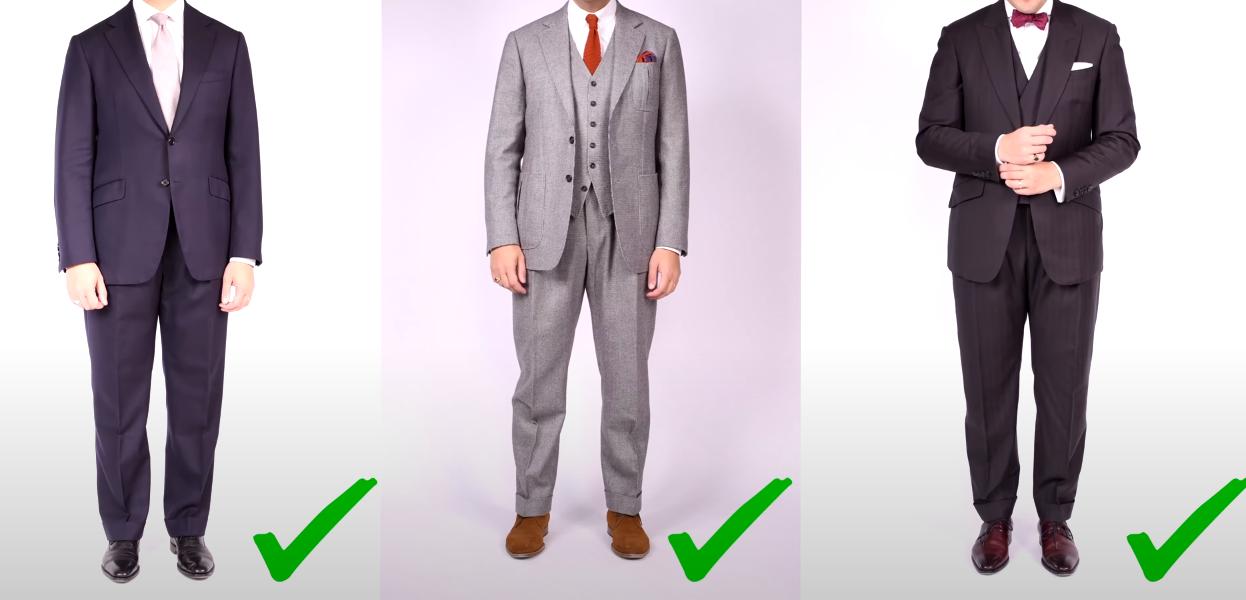 tipos de vestimenta para un abogado